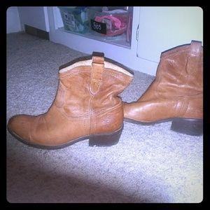 Shoes - Frye Booties